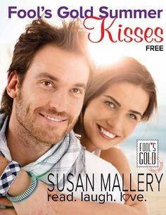 Fool's Gold Summer Kisses magazine.