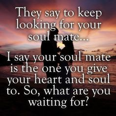 Restoration Counseling Service hopes these great articles and stories help you on your journey. Soulmate Signs, One Life, Reality Quotes, Say You, The Only Way, Happy Life, Counseling, Encouragement, Wisdom