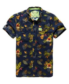 With classic and casual designs available, shop our range of men's shirts today to find the ideal items for both your daytime and evening adventures. Half Shirts, Cool Shirts, Tomboy Fashion, Mens Fashion, Casual Shirts For Men, Men Casual, Summer Shirts, Stylish Men, Printed Shirts