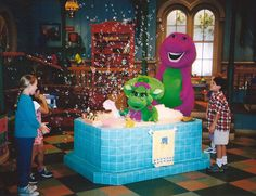 barney and friends - Bing images