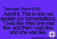 Super Funny Relatable Post So True Lolsotrue Ideas Teenager Quotes, Teen Quotes, Teenager Posts, Funny Quotes, Funny Memes, Hilarious, Funny Teen Posts, Relatable Posts, Lolsotrue