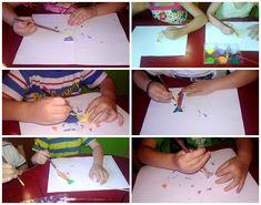 Νηπιαγωγός απο τα Πέντε: ΖΟΥΜ ΖΟΥΜ ΖΟΥΜ...ΟΙ ΜΕΛΙΣΣΕΣ ΠΕΤΟΥΝ... Homemade Christmas Gifts, Fathers Day, Playing Cards, Education, School, Blog, Crafts, Teal Tie, Preschool Printables