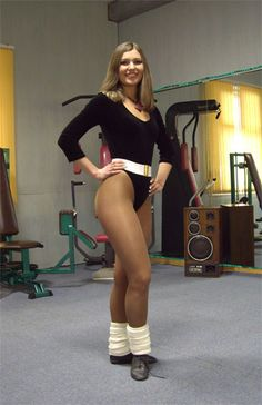 Piece Of Pantyhose Held In 100
