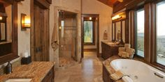 shower shape  Home on the Range
