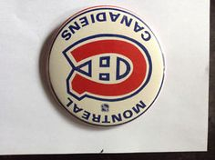 Kijiji - Buy, Sell & Save with Canada's Local Classifieds Montreal Canadiens, Montreal Ville, Button Art, Metal Buttons, Oeuvre D'art, Les Oeuvres, Facebook, Vintage, Stuff To Buy