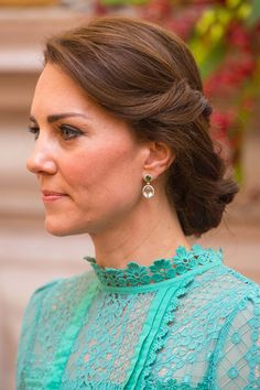 KATE MIDDLETON HAIR: See the Duchess of Cambridge's most memorable hairstyles, from up-dos and ponytails to her glossy blow-dried waves and hats and fascinators