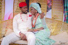 Bella Naija Bride & Groom, Adanma & Dr Amaha | Igbo Traditional Wedding | Caramel Photos