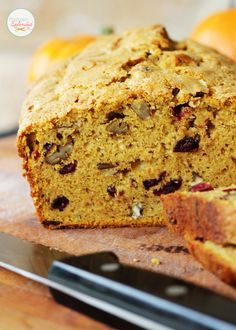 Cranberry-Pumpkin Bread Recipe | Positively Splendid {Crafts, Sewing, Recipes and Home Decor}