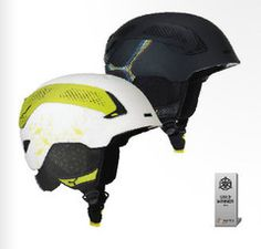 The Cebe Trilogy 3 in 1 Ski Helmet (£103.95) is one helmet with 3 times the Adrenaline! This unique helmet transforms for 3 separate disciplines - Free-ride ski, mountain biking and mountaineering.