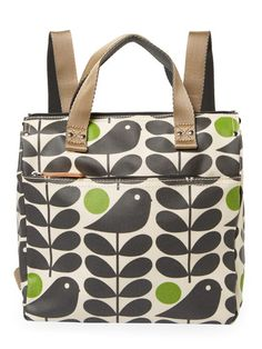 b64c7adaf106 Early Bird Small Backpack Tote by Orla Kiely at Gilt Small Backpack