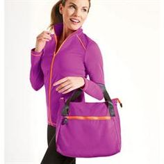 Curves® Everyday Workout Bag