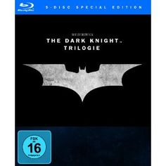 The Dark Knight Trilogy [Blu-ray]: Amazon.de: Christopher Nolan: Filme & TV