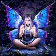 Fantasy art angels beauty anne stokes 34 ideas for 2019 Fantasy Girl, Fantasy Art Angels, Fantasy Art Women, Dark Fantasy Art, Anne Stokes, Fairy Pictures, Fantasy Pictures, Beautiful Fantasy Art, Beautiful Fairies