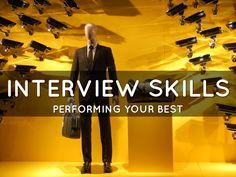 Interview Skills by Kim Eddings - created with Haiku Deck, the free presentation app for iPad