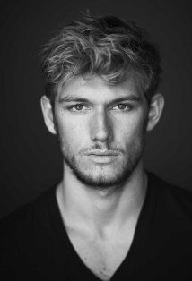 Alex Pettyfer  No idea who is, but I wouldn't mind finding out.