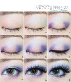 Blue Pink und Purple Eye Make-up Tutorial – Asiatische Augen – … - Makeup Tutorial James Charles Eyeshadow Makeup, Makeup Art, Makeup Tips, Makeup Ideas, Pastel Eyeshadow, Galaxy Eyeshadow, Pastel Goth Makeup, Makeup Trends, Eyeshadow Palette