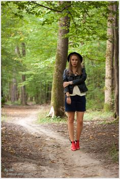 OOTD: You can leave your hat on ~ By Dee make-up and more