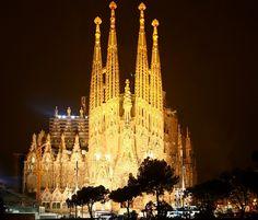 사그리다 파밀리에 성당, 가우디의 혼이 살아숨시는곳.... 기다려라....내 가리니...  Barcelona, Spain