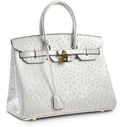 Ainifeel Women's Ostrich Embossed Leather Top Handle Handbags (White) Ainifeel http://www.amazon.com/dp/B00WQQ0DOE/ref=cm_sw_r_pi_dp_f6Zzwb0F3Z4VR