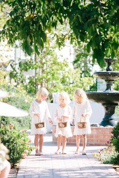 Photography: Mirelle Carmichael - mirellecarmichael.com  Read More: http://www.stylemepretty.com/california-weddings/2015/04/06/vintage-boho-arroyo-grande-garden-wedding/