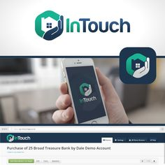 Create a brand style for InTouch by SWTCC