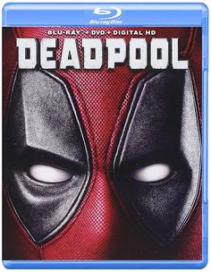 Amazon.com: Deadpool Blu-ray: Ryan Reynolds, T.J. Miller, Ed Skrein, Karan Soni, Tim Miller: Movies & TV