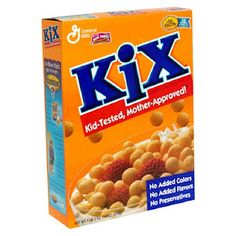 Just a reminder that the high value coupon for $0.75/1 Kix Cereal is (surprisingly) still up for grabs!   This should get you a SWEET deal if you have a store that doubles coupons.     Local readers can get it for just $0.92 at Strack & Van Til!!!!