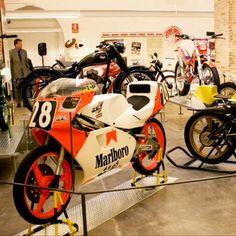 El Museo de la Moto. #Barcelona. @otrosmuseos