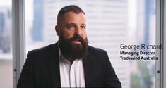 George Richards, Managing Director of Tradewind Australia talks about how the mobile app empowers faster shift fill times and live availability. Mobile App, Fill, Software, Australia, Times, Business, Happy, Mobile Applications, Ser Feliz