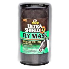Absorbine UltraShield Fly Bonnet - Horse by W F YOUNG, INC. $21.50. Maximum protection for your horse's face, ears, and jowls. Highly durable lightweight polyester mask keeps out flies and the infections they carry, as well as dirt and debris. Strong and durable enough to last several fly seasons. The bonnet also helps protect your horse from the sun's harmful rays. Has specially developed ears for complete coverage. Machine washable. Horse size. Manufacturer Part Numbers: 430165