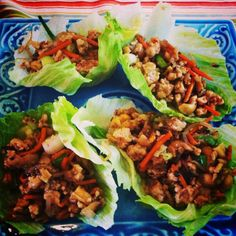 Awesome Asian Lettuce Wraps!  #PrimalBliss