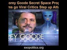 Corey Goode programa espacial secreto