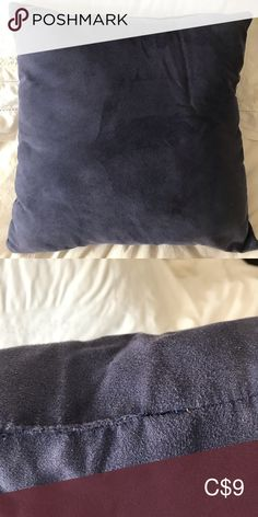 Faux suede blue cushion Beautiful and comfy blue faux suede cushion non smoking house Accents Accent Pillows Accent Pillows, Throw Pillows, Blue Cushions, Home Accents, Smoking, Comfy, Best Deals, Closet, House