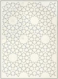 BOU 093 | Les Elements de l'art Arabe | Pattern in Islamic Art