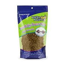Buddy-Berries Dog Treats - Healthy Dog Treats-$8.95   www.activedogtoys.com #fun_toy #dog_treat