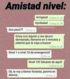 Really Funny Memes, Stupid Funny Memes, Funny Texts, Funny Spanish Memes, Spanish Humor, Avakin Life, Funny Phone Wallpaper, True Friends, Best Memes