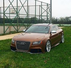 Audi RS5 - Vossen wheels