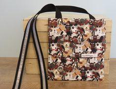 Hipster Bag, Dog Walking, Messenger Bag, Diaper Bag, Satchel, Trending Outfits, Unique Jewelry, Cross Body, Handmade Gifts