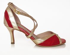 Amy's sells beautiful shoes for tango, dance, weddings and occasions, for women and men. Tango Dancers, Tango Shoes, Beautiful Shoes, Red Gold, Amy, Kitten Heels, Gifts, Inspiration, Women