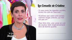 Aujourd'hui, Cristina Cordula nous retrouve afin de livrer quelques conseils. La styliste explique comment être branchée avec une veste en cuir. Retrouvez Les reines du shopping sur M6.