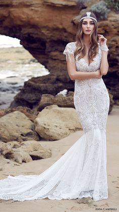 Anna Campbell Wedding Dresses — Spirit Bridal Collection