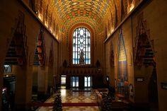 Detroit December 2015 30 (Guardian Building) - Art Deco - Wikipedia