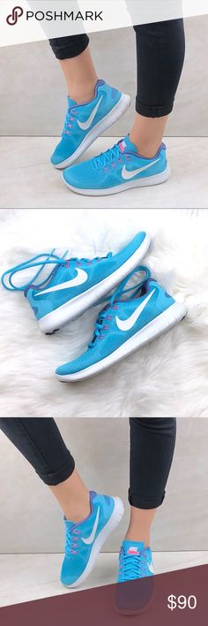 c1c6ee911eda ️NIKE Authentic Free Rn 17 Training Shoes ✓️Brand New