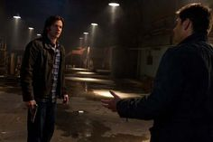 Sam and Dean - Supernatural... Scary Just Got Sexy!