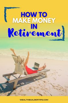 Retirement is not only for 65+. You can actually earlier but of course you will need a source of income while your old age pension kicks in! Check out this Pin to learn How to Make Money In Retirement! make money in retirement// ways to make extra money after retirement// financial freedom// ways to make money in retirement #makemoneyonline #makemoneyfromblog #income Make Money From Home, Way To Make Money, Make Money Online, How To Make, Work From Home Business, Online Business, Making Extra Cash, Early Retirement, Extra Money