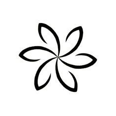 Tribal Flower · Wing TattoosTatoosEasy DrawingsDrawing ...