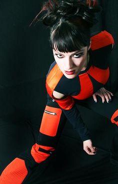 Lucia Cifarelli from KMFDM