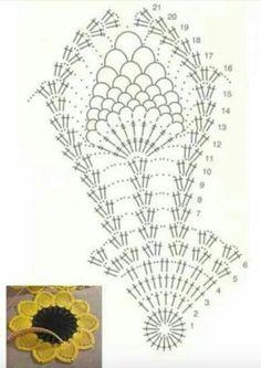 Lace napkins - Hanna Rek - Álbuns da web do Picasa Free Crochet Doily Patterns, Crochet Snowflake Pattern, Crochet Placemats, Crochet Coaster Pattern, Crochet Snowflakes, Crochet Doilies, Crochet Flowers, Crochet Sunflower, Pineapple Crochet