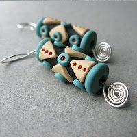 The Beading Gem's Journal: Stunning Contemporary Polymer Clay Jewelry by Roberta Warshaw
