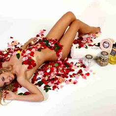 trattamento SPA a 5 stelle: Champagne e petali di rosa | La Cremerie